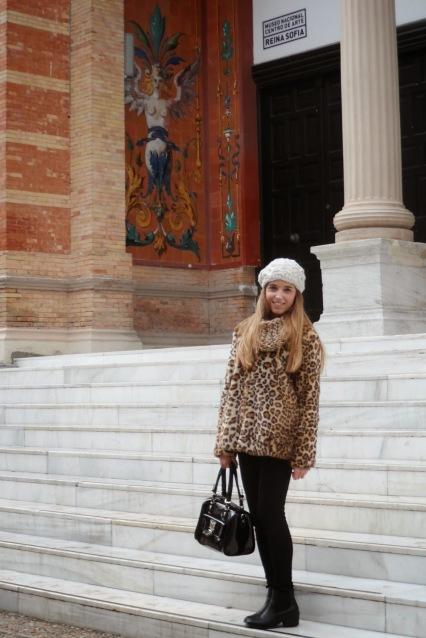 Fashion blogger Madrid