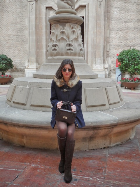 Fashion blogger Spain