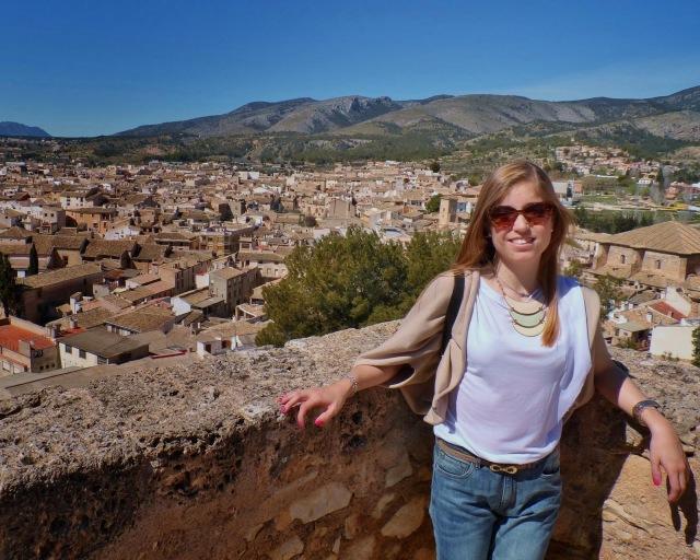Spanish fashion blogger