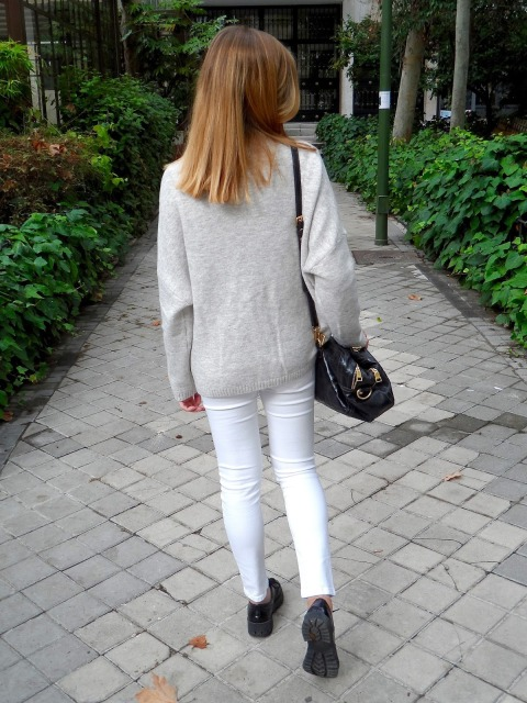 Blanco en invierno