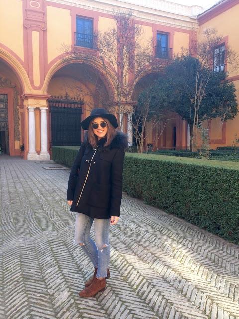 Blogger en Sevilla