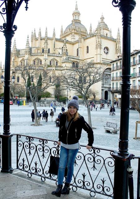 Viaje a Segovia