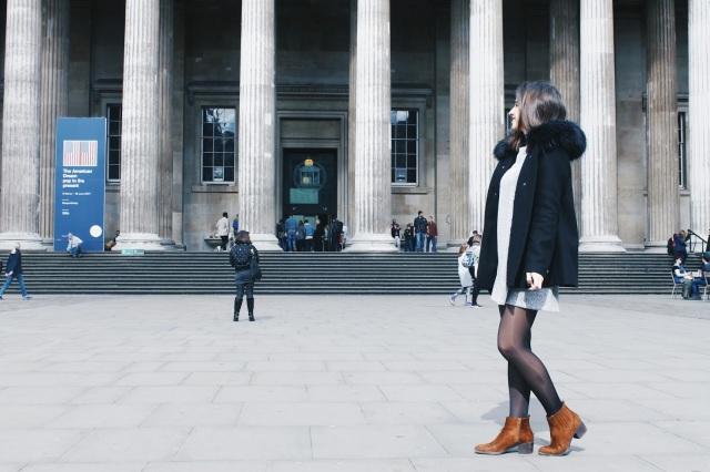 Outfit viaje Londres