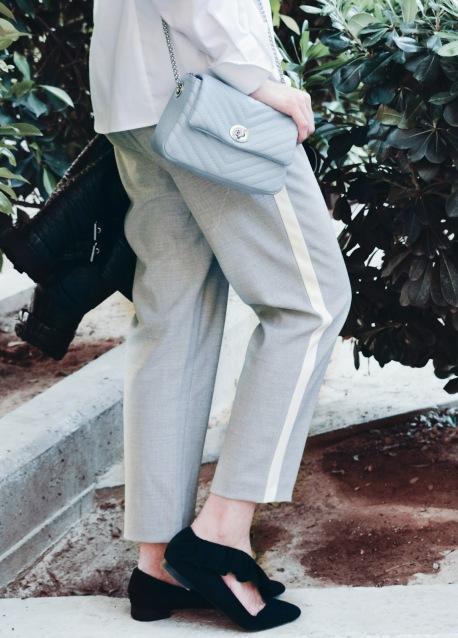 Pantalones estilo chandal