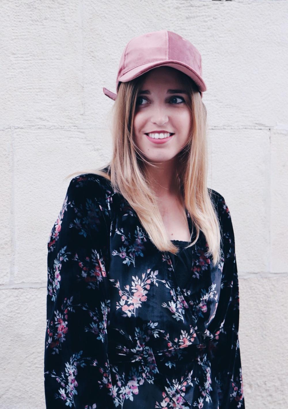 gorra rosa Avoir